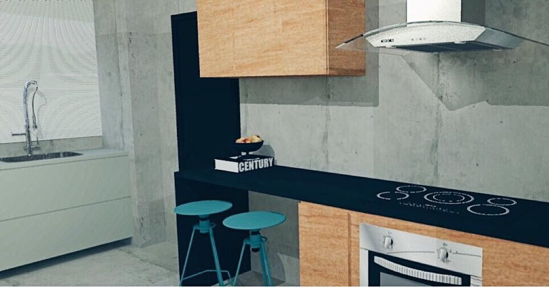 Seus pedidos são uma ordem e como prometido aqui está o outro lado da cozinha! Estamos pensando em trocar esse armário superior por prateleiras o que vocês acham? Vale a pena?