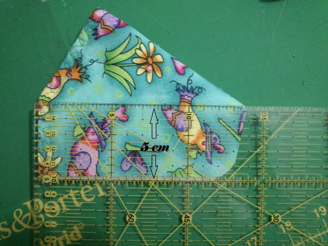 Eu Amo Artesanato: Kit manicure com molde e passo a passo