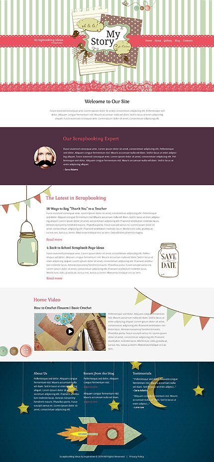 Template Id 52231 Website Templates Pinterest Website