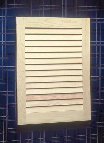 Jensen 26 Tall Recessed Louver Door Cabinet With Flat Top At Menards Flats Top Bathroom Vanity Cabinets Menards