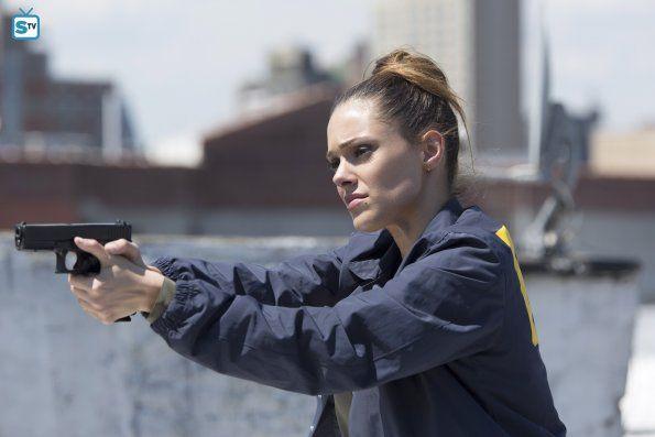 Quantico 1x02 America Nathalie