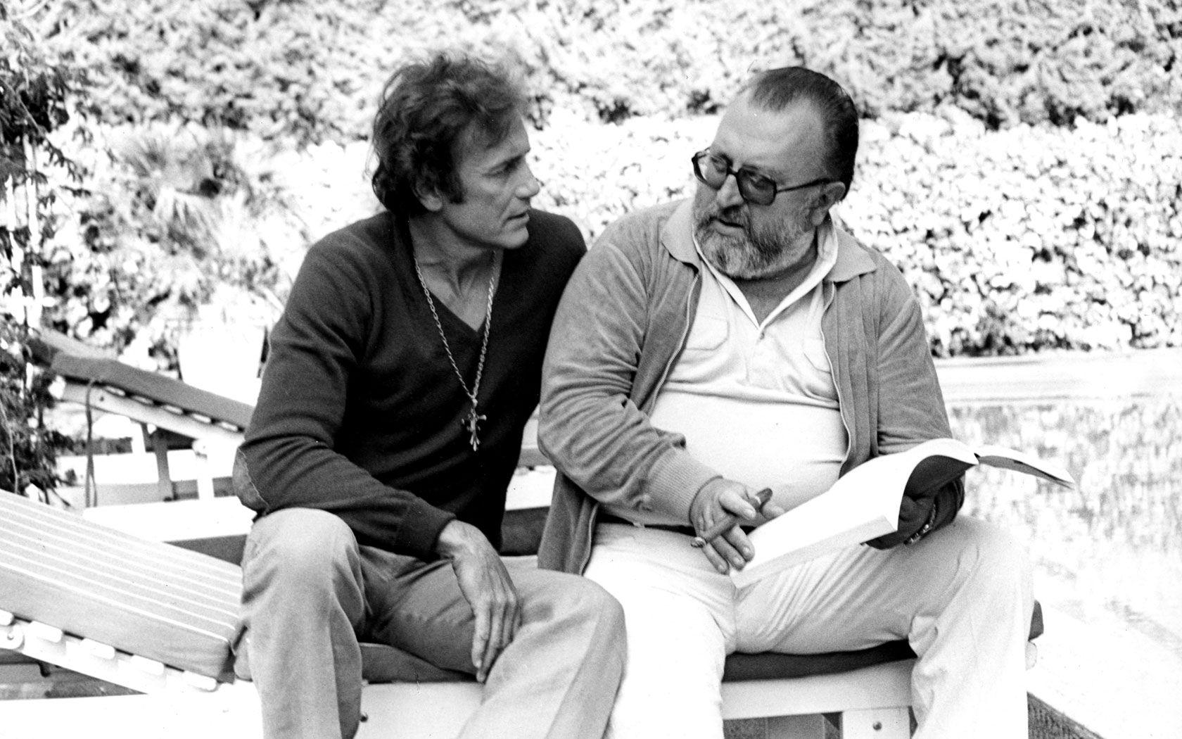 Sergio Leone Clint Eastwood Registi Cinema