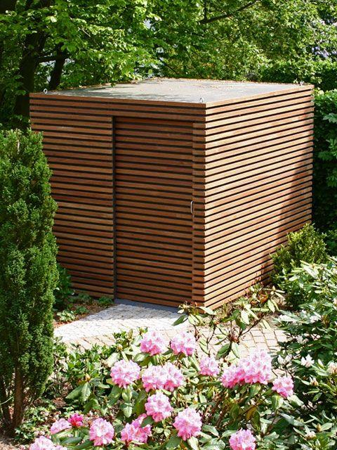 Gartenhaus Modern - Google Search | Tuin Ideeen | Pinterest ... Blockbohlenhaus Im Garten Funktional Ausenbereich