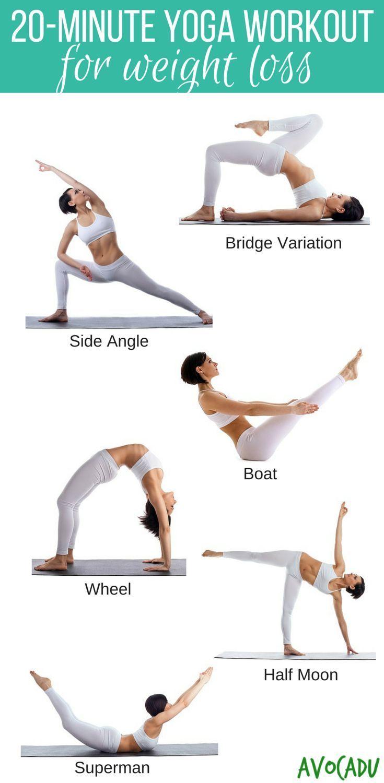 rutina de yoga para adelgazar