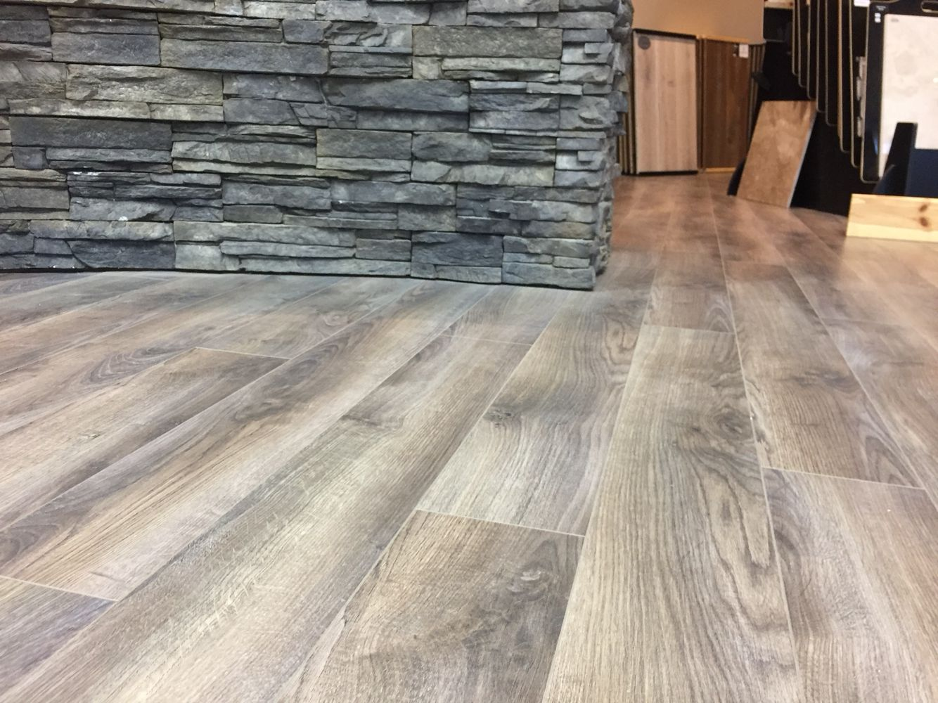 This Is How Well An Austrian Made Laminate Stands Up Against Commercial Traffic Types Of Flooring Laminates Laminate