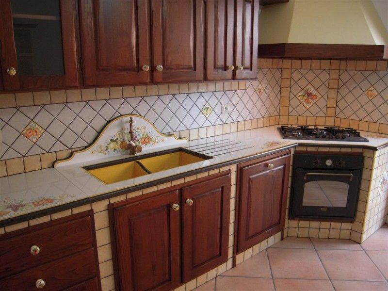 Emejing Cucina Angolo Cottura In Muratura Pictures - Skilifts.us ...