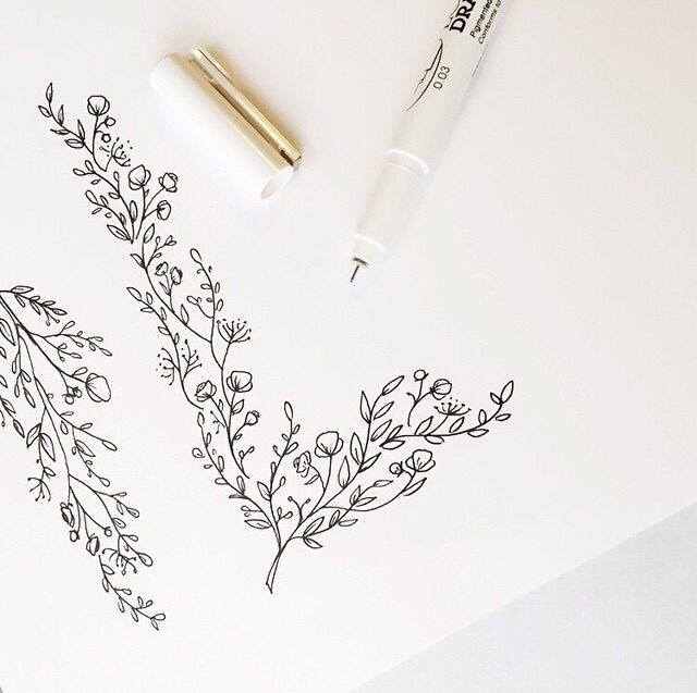 Border // floral