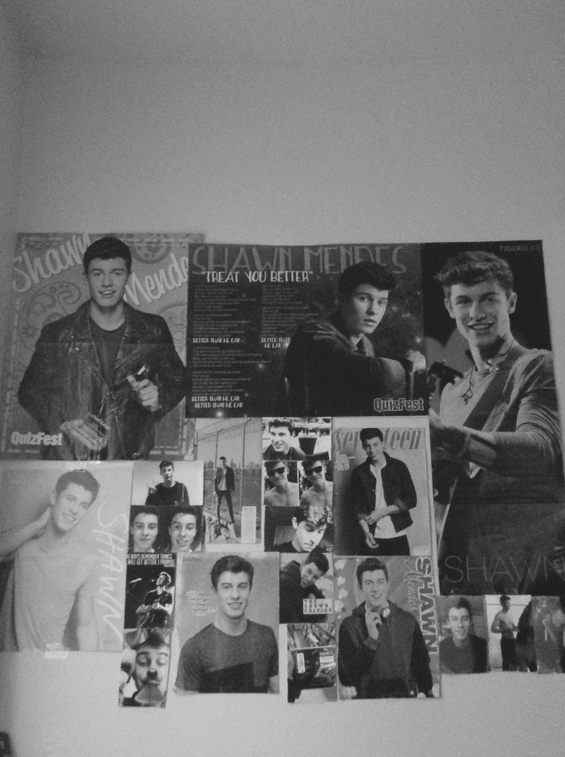 If You Guys Have A Shawn Wall Post A Pic Of It