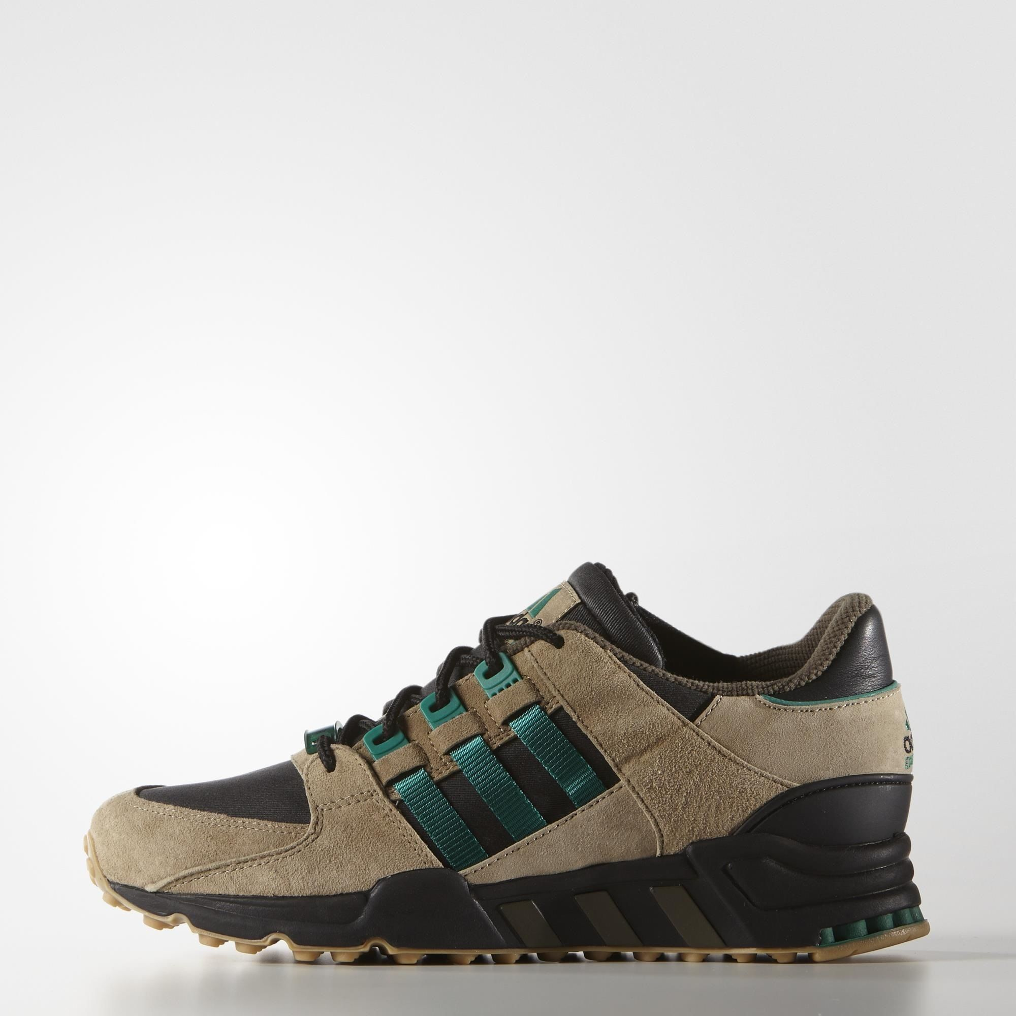 adidas Equipment Running Support 93 Shoes - Black | adidas