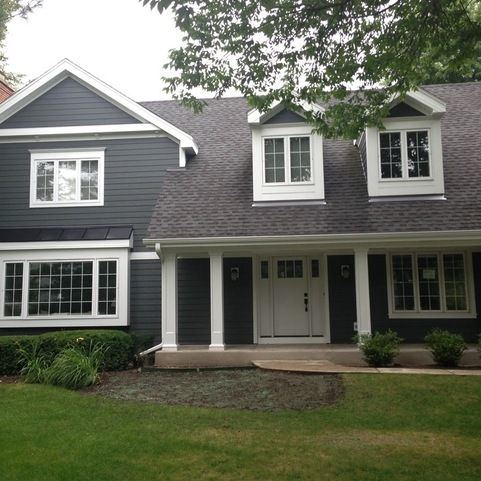 James Hardie Siding- Lake Forest