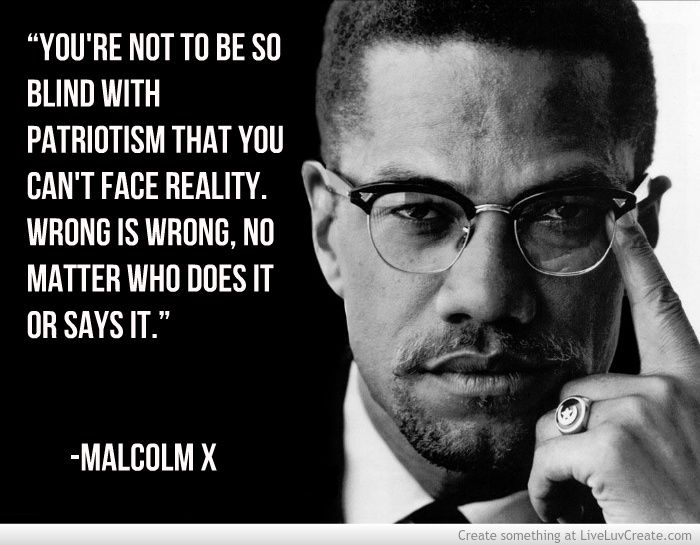 Malcolm X Quotes Malcolm X Quotes On Lovequotesgram  Thoughts To Live