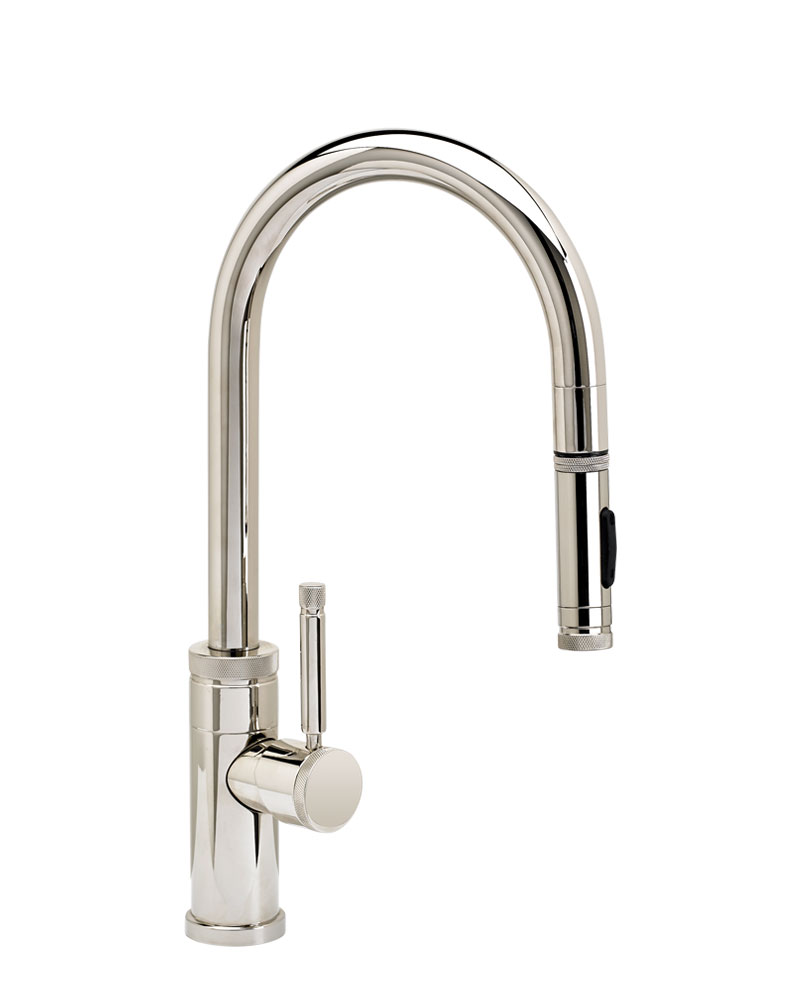Waterstone Railine Industrial Prep Size Plp Pulldown Faucet 9900 Pulldown Faucet Faucet Urban Kitchen Design