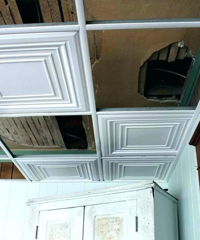 burlap drop ceiling drop ceiling grid cover drop ceiling ...