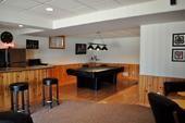 Game Room with Wet Bar!  681 Quillette, Beaverton, MI.
