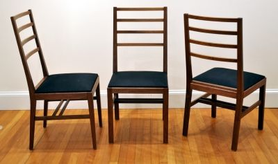 Ladderback Chair By Dorset Custom Furniture, A Member Of The Guild Of  Vermont Furniture Makers