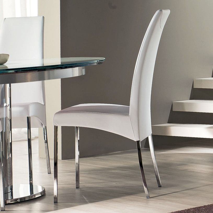 Contemporary Chairs For Dining Room Mesmerizing Italian Modern Chairs  How To Make Stuff Pillow  Inspiration And Decorating Design