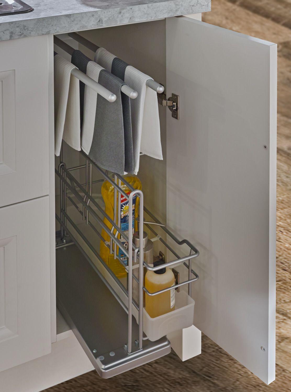 Handtuchhalter Küche Ausziehbar Ikea