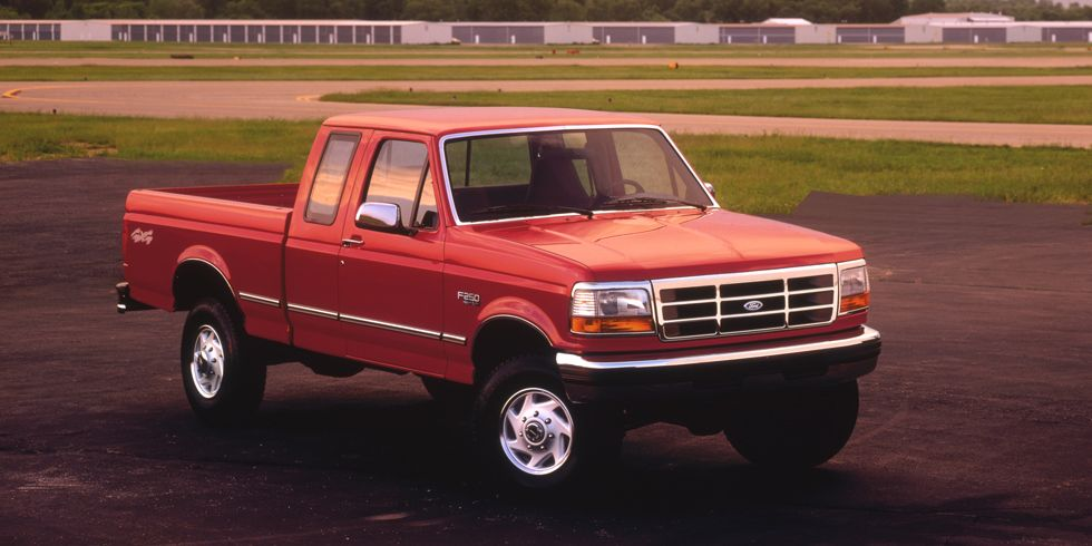 The 7 Most Underrated Used Cars You Can Buy | Ford trucks, Power ...