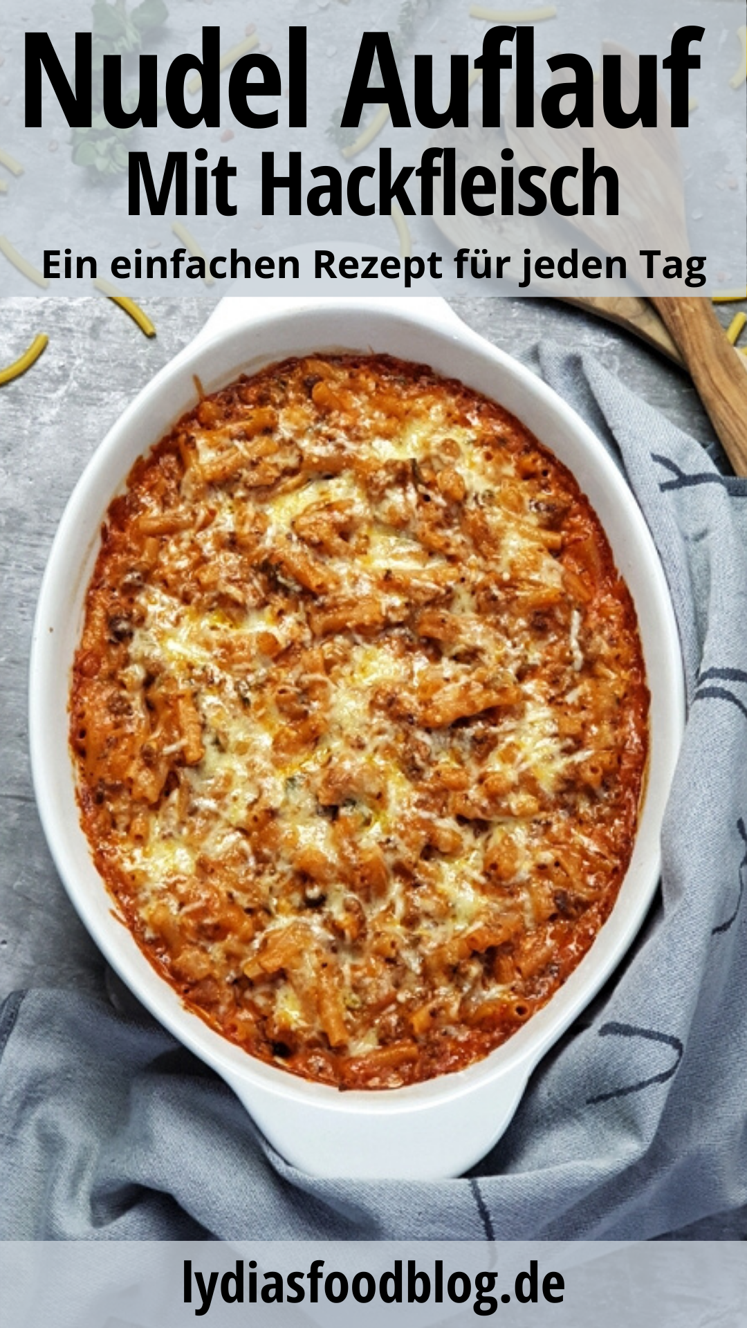 Photo of Macaroni casserole with minced meat, recipe