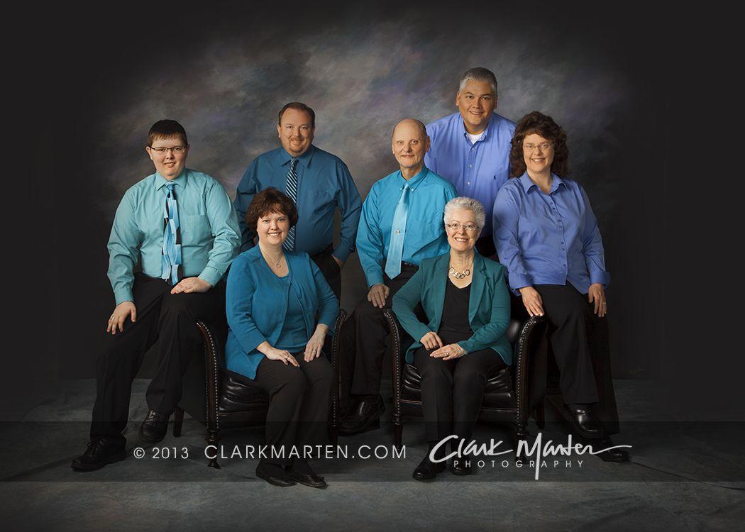Family 2014. Clark Marten Photography. Billings MT