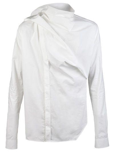 Rick Owens Wrapped Shirt
