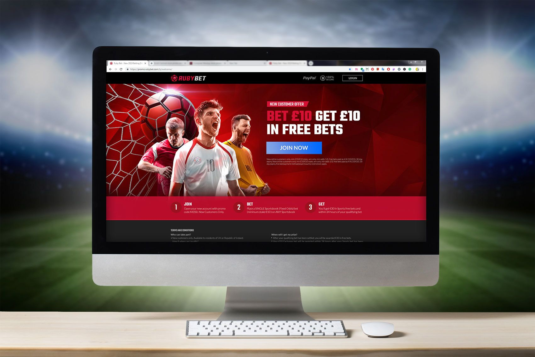 Ruby Bet Online Sports Betting Site On Behance