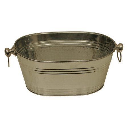 Patio Garden Beverage Tub Drink Bucket Tub Sizes