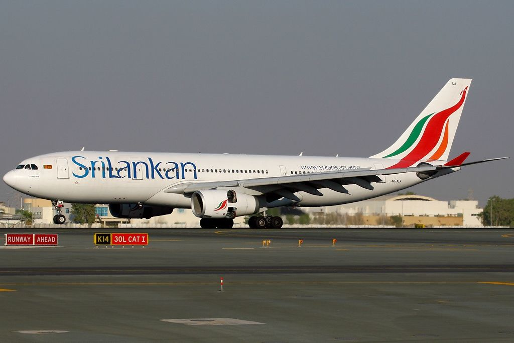 srilankan airlines ticket price