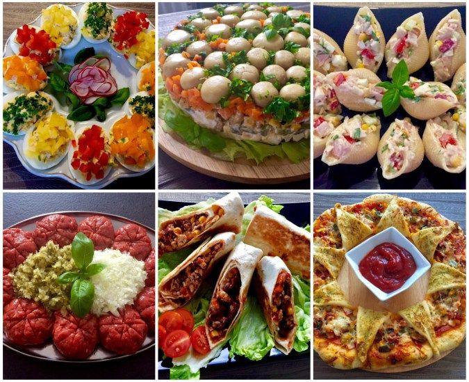 Jedzenie Na Impreze Dla Dzieci