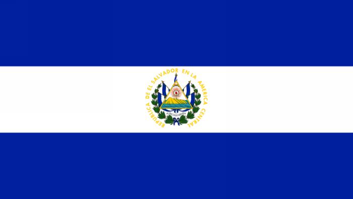 El Salvador Newspaper El Salvador Flag El Salvador Art Flags Of The World