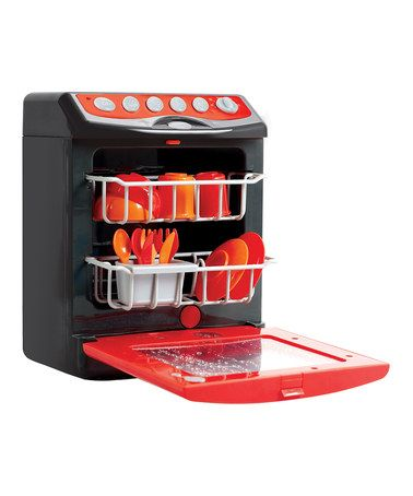 Stupendous Take A Look At This Dishwasher Play Set By Playgo On Zulily Creativecarmelina Interior Chair Design Creativecarmelinacom