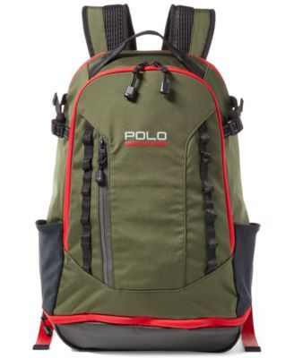 59aa359b5 POLO RALPH LAUREN Polo Sport Men's Sport Backpack. #poloralphlauren #bags  #polyester #nylon #backpacks #