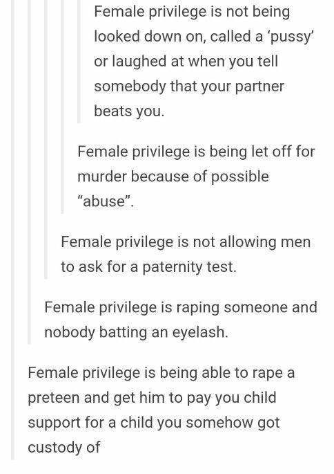 Cissexual privilege