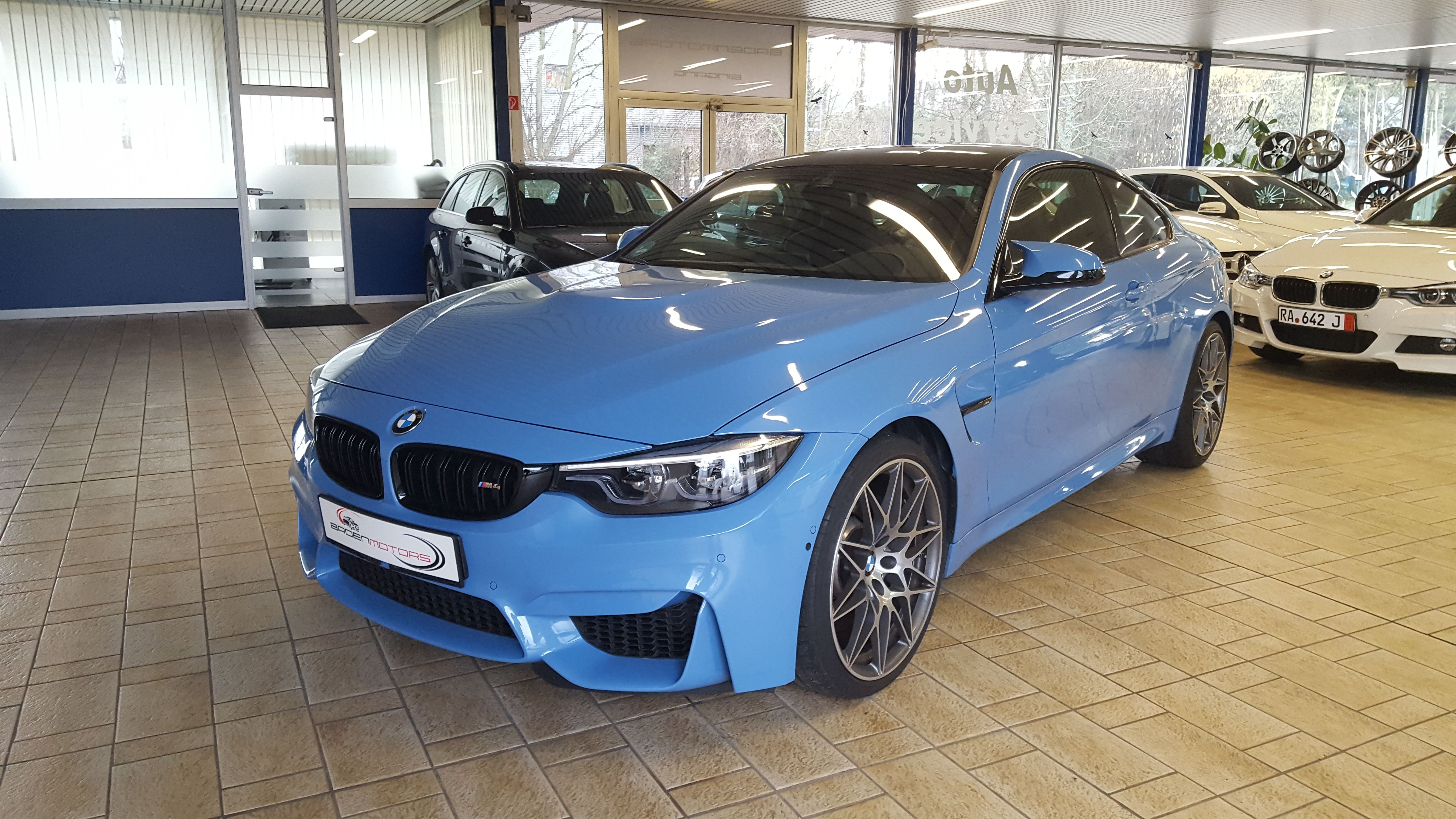 Bmw M4 M Compeion Package The 3 0 Liter Twin Turbo In
