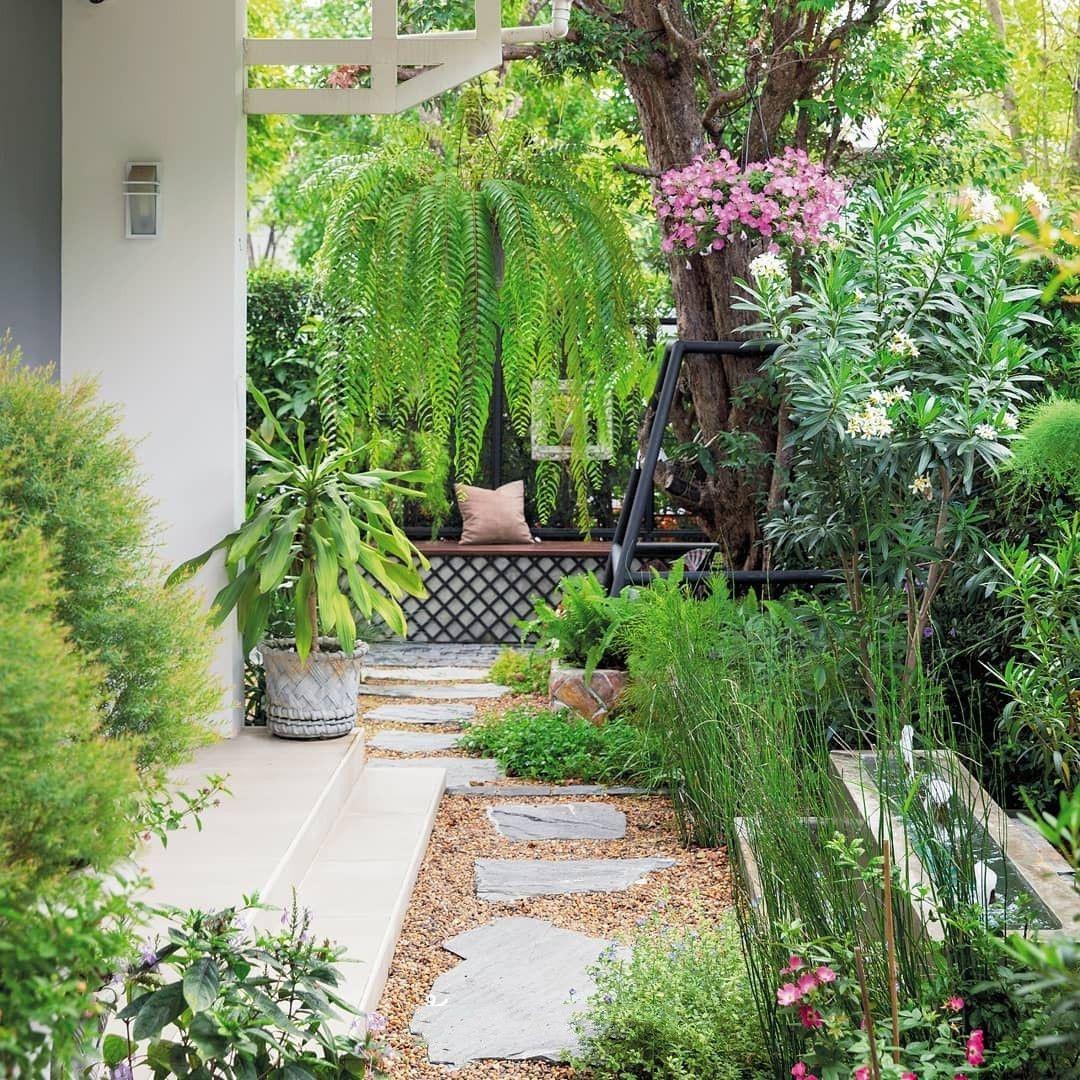 55 Small Backyards Ideas and Decorating Tips in 2020 (With ...