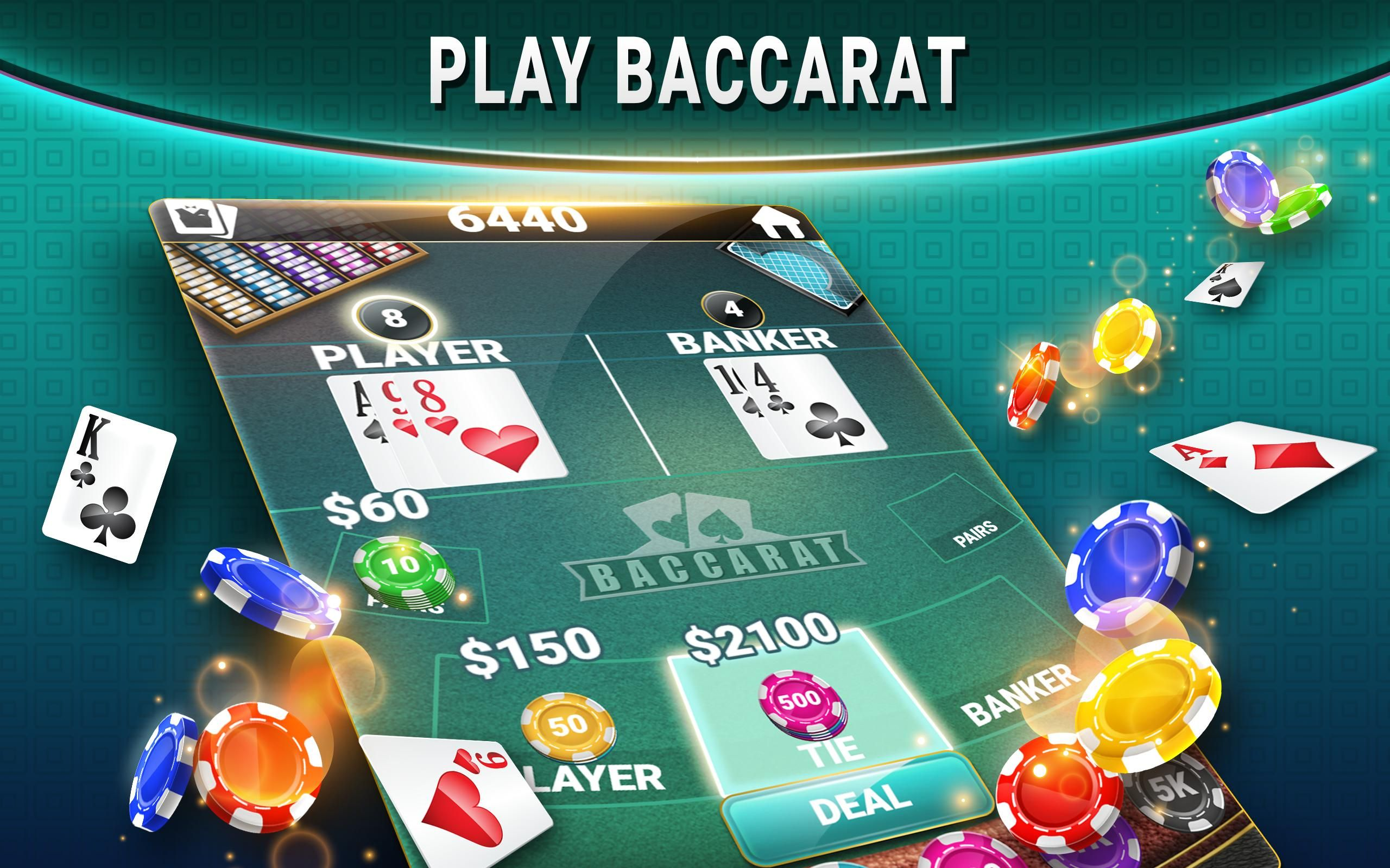 How to Play Online Baccarat Casino Game? in 2020 Classic