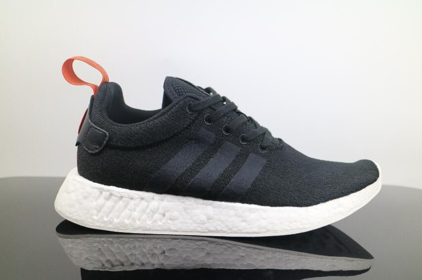 Best Price Authentic Girl Adidas NMD R2 Black CG3384 Boost Free DHL  Shipping for Sale 02 42cbdc028