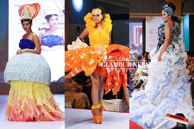 Namuna College Of Fashion Technology Technology Fashion Graduation Style Fashion Show