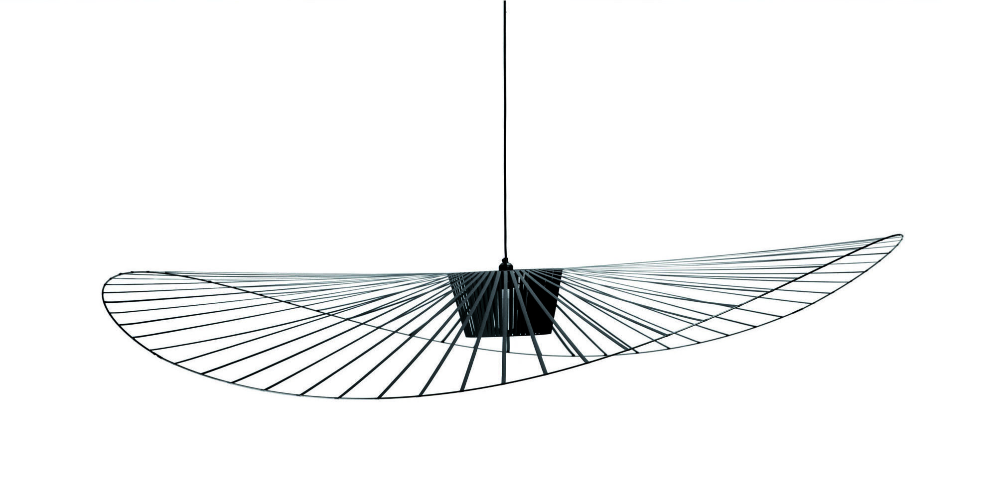 vertigo lamp limite friture clair pendant edition suspension petite rose