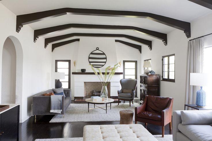 California Spanish Revival Home Goes Modern Disc Interiors