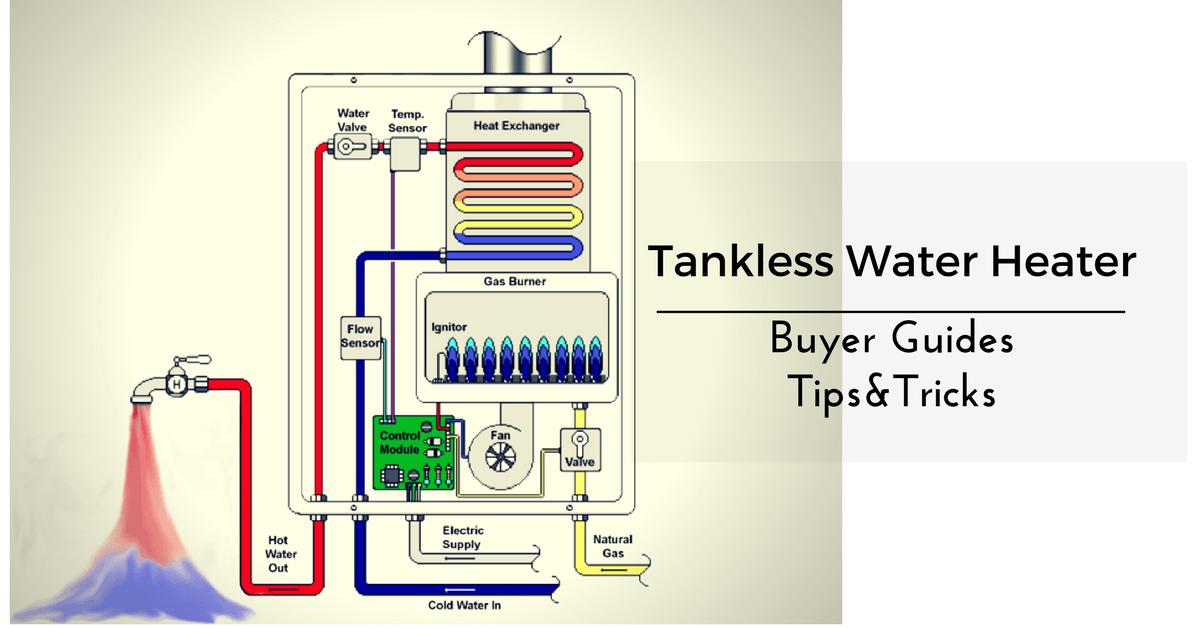 Water Heater Repair Orange County Water heater, Tankless