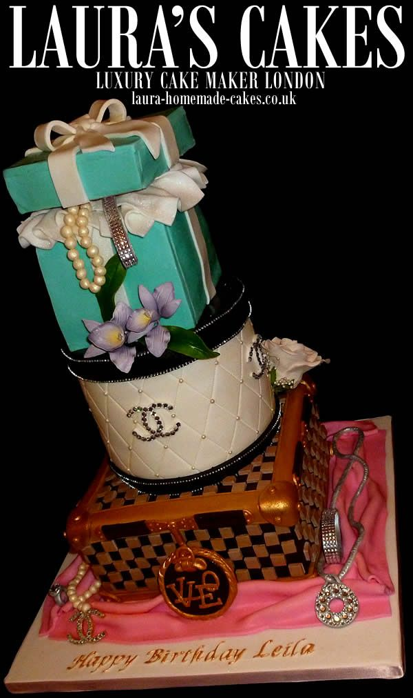 Most Expensive Birthday Cakes Delivered in London Birthday cakes