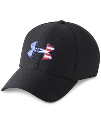 e80a67fc27d Under Armour Men s Logo Hat - Black M L in 2019