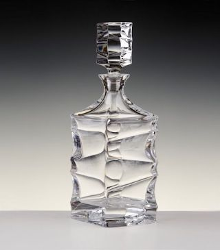bohemia 24 pbo bleikristall serie sail whiskey carafe 0 8 l ovp picture karaffenland. Black Bedroom Furniture Sets. Home Design Ideas