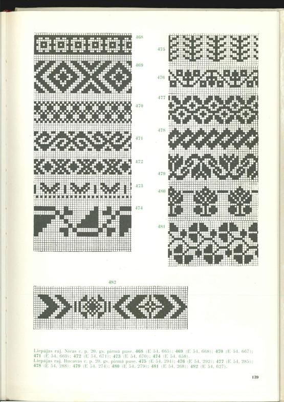 lettische muster | free craft templates and patterns | Pinterest ...
