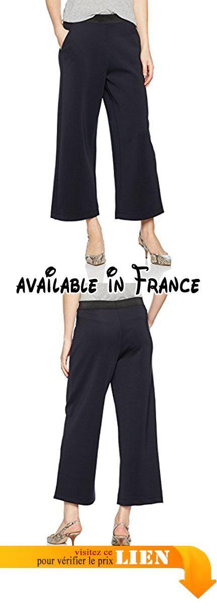 Opus Marouk, Pantalon Femme, (Reliable Blue 6043), 40