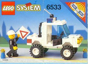 6533 Police 4 X 4 Vintage Lego Lego Sets Lego