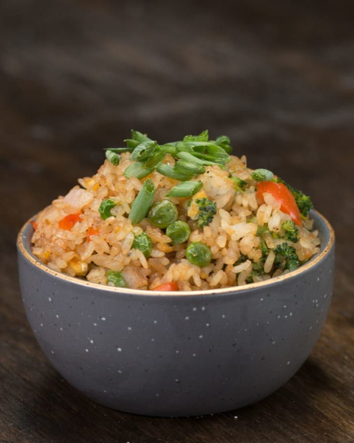 Your kids are going to love these 4 fried rice ideas rice fried veggie fried rice ccuart Images