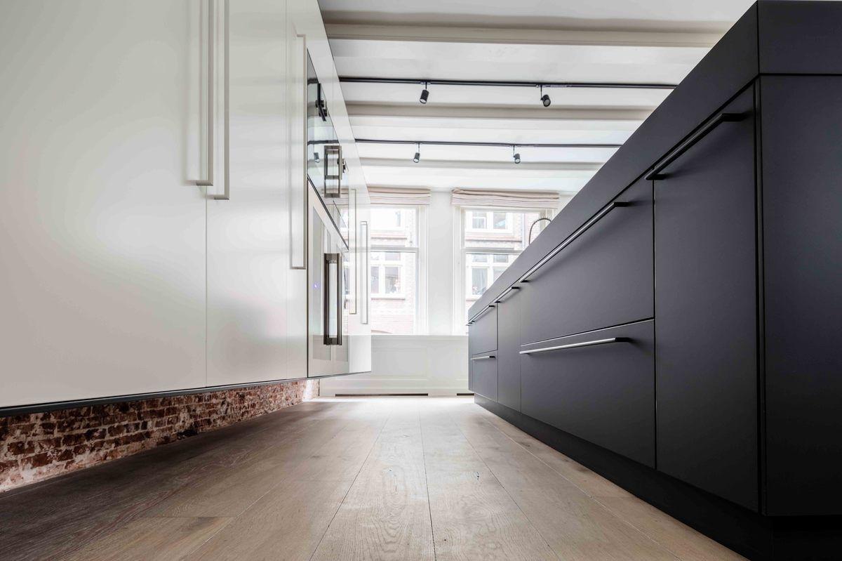 Designed by david dbd interiors maatwerk keuken luxe