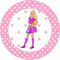 Imprimibles De Barbie Escuela De Princesas 2 Ideas Y Material Gratis Para Fiest Barbie Escuela De Princesas Imprimibles Para Fiestas Gratis Fiesta De Barbie